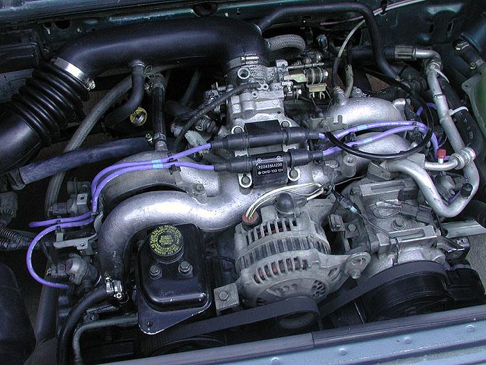 Engine Upgrades T 3 Waterboxer Subaru Amp Tdi Conversions