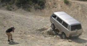 VW T3 Syncro Videos