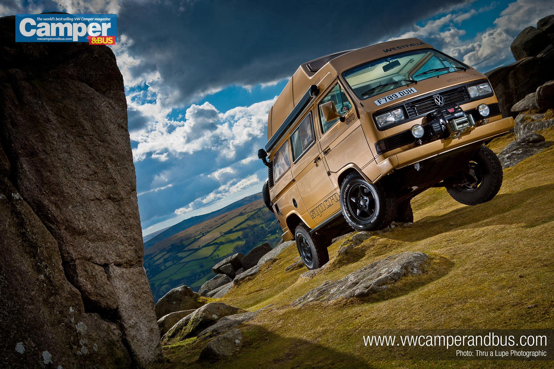 Vw t3 syncro news syncro org for Newspaper wallpaper for sale