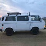 1990 Tin Top Syncro Vanagon
