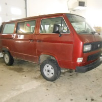 1987 Syncro Rust Free runs & drives Excellent