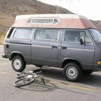 1987 Vanagon Syncro w/ Adventurewagen top