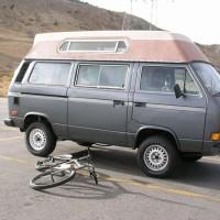 1987 Vanagon Syncro w/ Adventurewagen top
