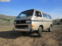 1987 CA Reg Vanagon Syncro. Runs and Drives Great