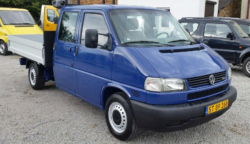2003 Doka Syncro 4x4 TDI 2.5 turbo-diesel VW T4 double/crew cab pick up