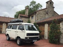 Roadhaus 1990 VW Vanagon Westfalia Syncro 4WD … $47,500