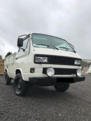 SYNCRO 4x4 Pick-up truck 1990 LHD