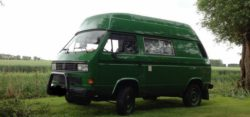 1992 vw syncro hightop camper 1.9TD turbo diesel