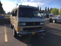 1986 VW Syncro Westfalia