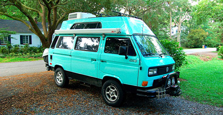 Jimmy Buffet's Syncro