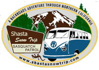 Shasta Snow Trip